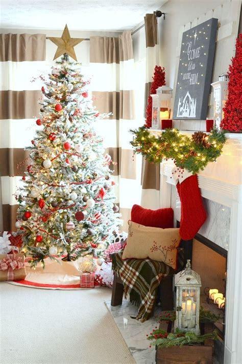 merry  bright christmas home  christmastime
