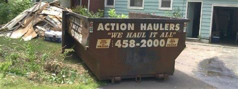 dumpster rental furniture hauling north syracuse ny