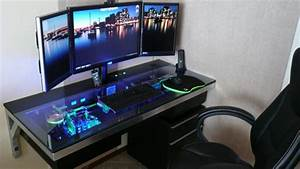 BEST GAMING SETUP 2013 WATERCOOLED HIGH END YouTube