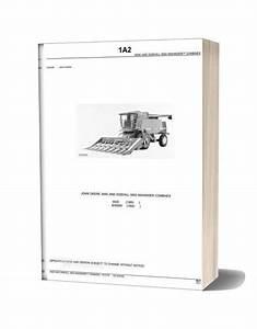 Wiring Diagram For 9500 John Deere Combine  John Deere 9600 Combine Wiring Diagram  Case Ih 2388