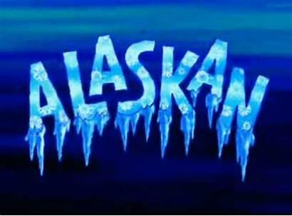 Alaskan Bull Worm Spongebob Squarepants Nope