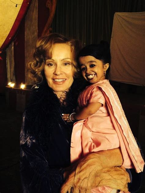 American Horror Story Season Bts Photo Jessica