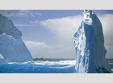 Investigan en la Antártida el impacto de la actividad