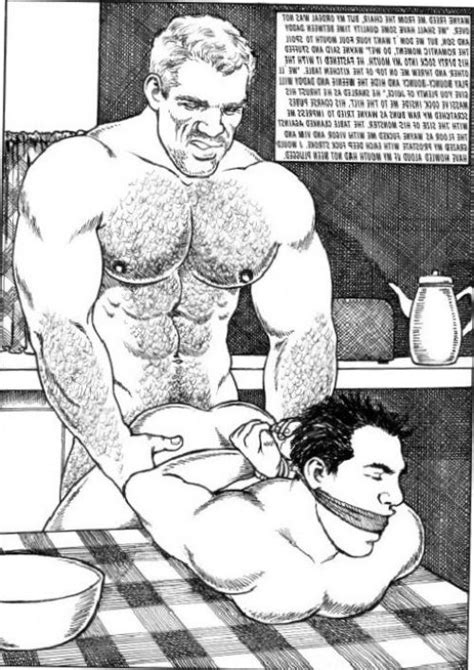 Gay Male Torture Drawings
