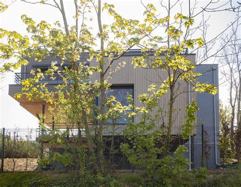 maison d architecte en ossature bois calvados gilbert sa constructeur de maisons 224