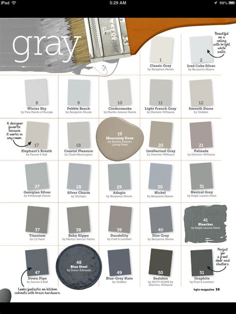 gray the only true neutral is a color chameleon showing