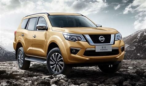 Nissan Terra 2020 by 2019 Nissan Terra Navara Suv Design And Price 2019 2020
