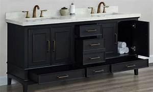 Double Sink Vanity Sizes  A Complete Guide