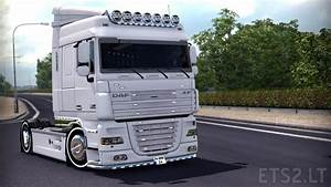 Daf Xf 105 : daf xf 105 simple edit ets 2 mods ~ Kayakingforconservation.com Haus und Dekorationen