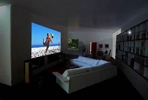Projecteur Home Cinema : concevoir un salon hi fi et home cin ma sur son vid ~ Preciouscoupons.com Idées de Décoration