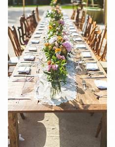 Table Mariage Champetre : centre de table champ tre centre de table nos 20 ~ Melissatoandfro.com Idées de Décoration