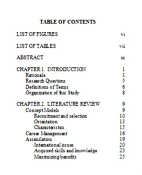 thesis table  contents    abstract ncufoundationxfccom