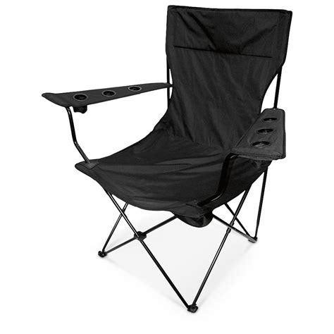 Kingpin Folding Chair Canada by C Chair Black 203730 Patio Furniture At