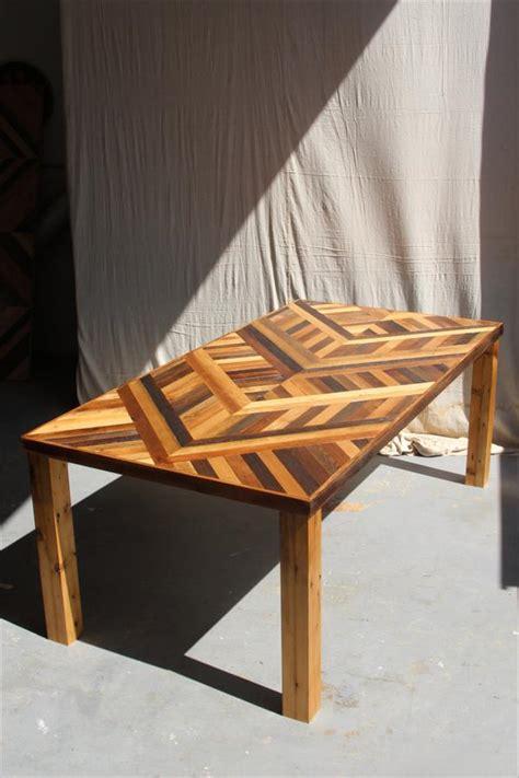 Table Et Chaises En Palettes Recyclées Wood Pixodium Diy Pallet Chevron Dining Table 101 Pallets Diy