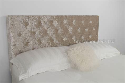 velvet upholstered king headboard upholstered beige crushed velvet divan headboard