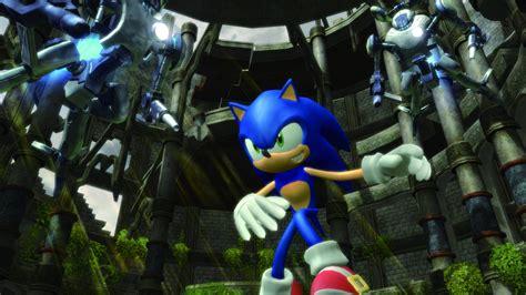 screenshot image sonic  hedgehog  mod db
