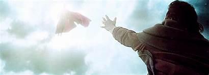 Superman Batman Vs Gifs Snyder Jesus Christ