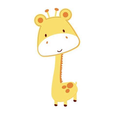 chambre bébé la girafe sticker animaux de la jungle pour la chambre de vos enfants
