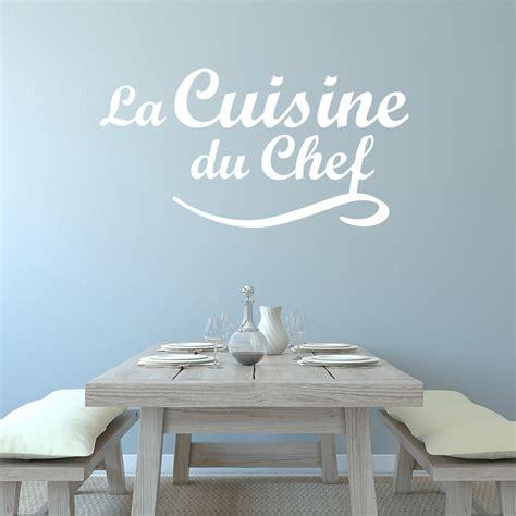 sticker cuisine citation sticker citation la cuisine du chef stickers citations