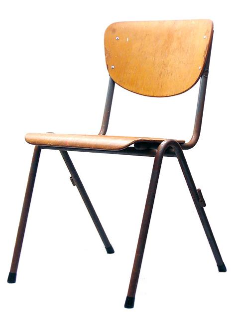 50s chair school chair 50s vintage plywood design retro sold