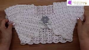 Bolero Crochet Para Ni U00f1a 4 A U00f1os F U00e1cil Paso A Paso