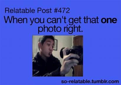 Relatable Horror Selfie Posts Eyes Funny Gifs