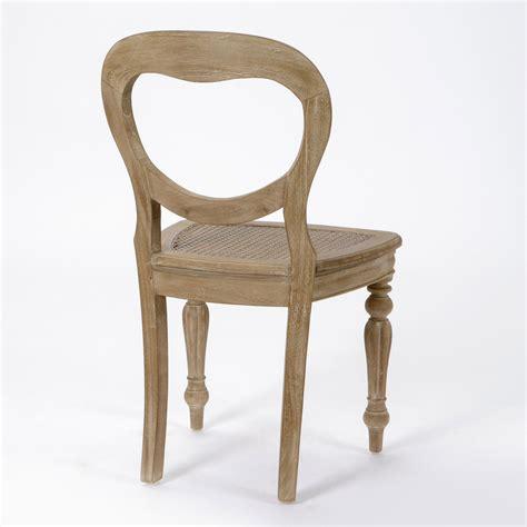 chaise en bois chaise de salle à manger en bois lot de 2 versailles