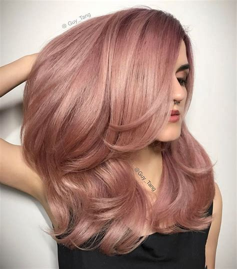 Gold Hair Colour by 25 Best Ideas About Gold Hair On