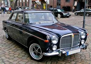 1969 Rover P5b