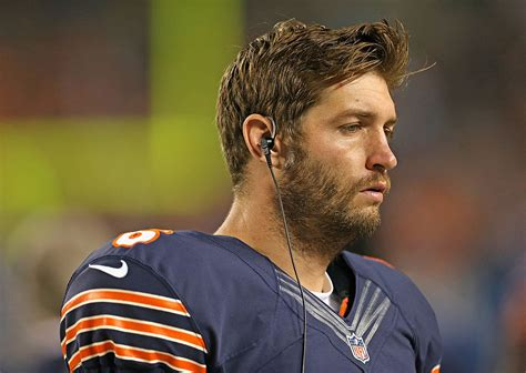 jay cutler signs  day contract  retire  football