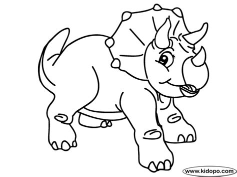 Triceratops Kleurplaat by Triceratops Coloring Pages Dinosaurs Pictures And Facts