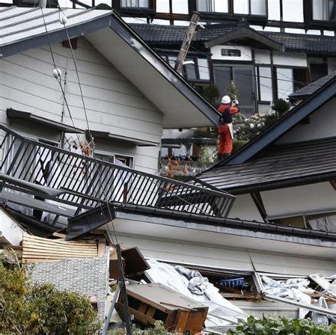 japon 40 bless 233 s dans un s 233 isme de magnitude 6 2 224 nagano