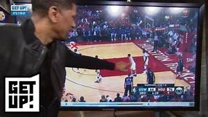 Jalen Rose breaks down film to show how Rockets can stop ...