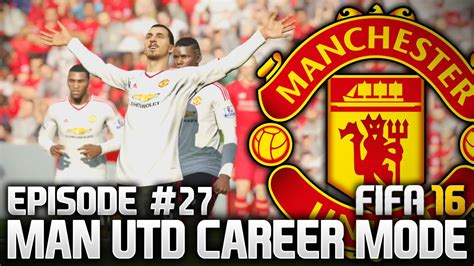 REPLAY VS CHELSEA! MAN UTD CAREER MODE - EPISODE #27 (FIFA ...