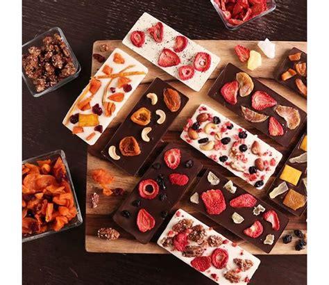 Receptes de fruita amb xocolata per fer amb als nens - totnens