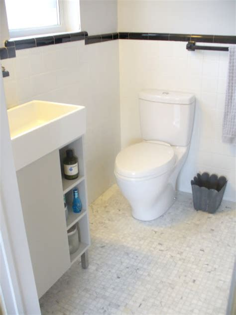 My Notting Hill Painting Ceramic Tiles & Bathroom Makeover