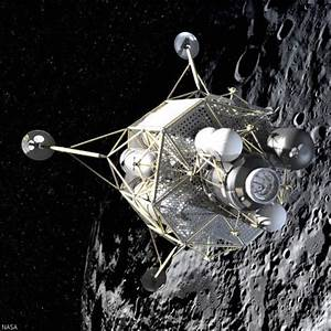 Altair Lunar Lander Inside (page 3) - Pics about space