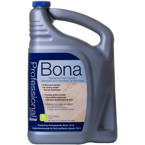 Bona Proseries Hardwood Floor Cleaner  Gal Refill