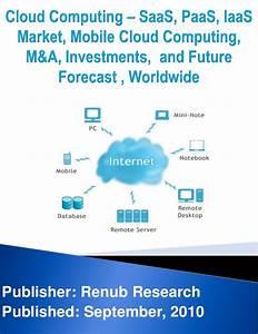 Cloud computing – saa s, paas, iaas market, mobile cloud ...
