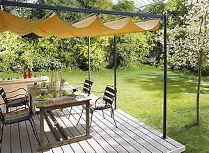 Toile Pour Terrasse : terrasses avant de choisir galerie photos de dossier ~ Premium-room.com Idées de Décoration