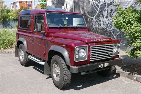 land rover land rover defender