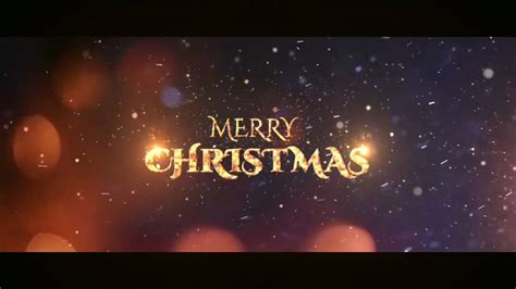 Christmas Wishes After Effects Templates by After Effects Template Christmas Wishes On Vimeo