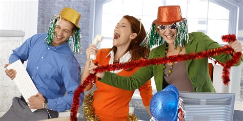 How To Behave At Your Office Party  Dee Brun