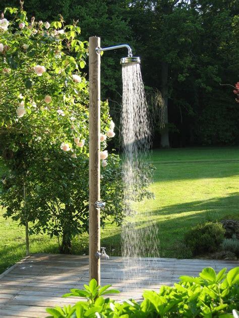 Dusche Für Den Garten by Outdoor Dusche F 252 R Eine Erfrischung W 228 Hrend Der Hei 223 En