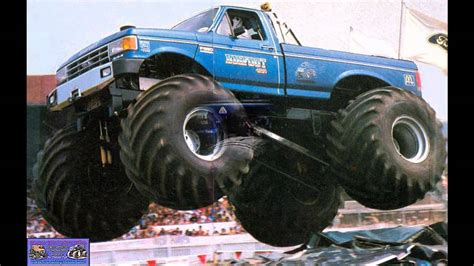 all bigfoot monster trucks extreme bigfoot monster truck youtube