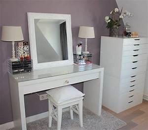 Table De Maquillage Ikea : les 25 meilleures id es de la cat gorie coiffeuse meuble ~ Teatrodelosmanantiales.com Idées de Décoration