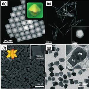 Images Of Pbsete Ternary Alloy Nanocubes  A  Tem With A