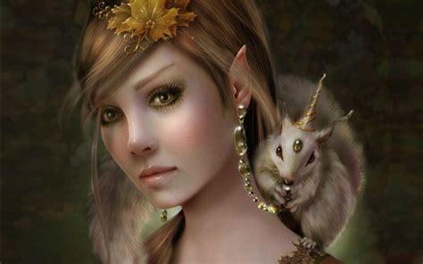 Wood Elf By Princess Arabell-d3ch017 By Sugarsweet1126 On