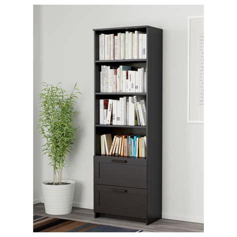 ikea boekenkast brimnes brimnes boekenkast zwart 60 x 190 cm ikea