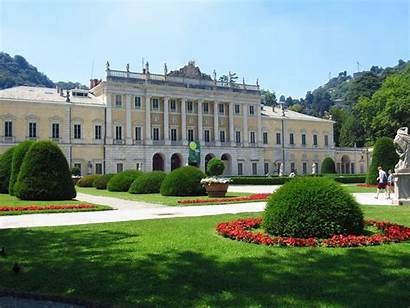 Villa Olmo Lake Como Italy Italian Villas